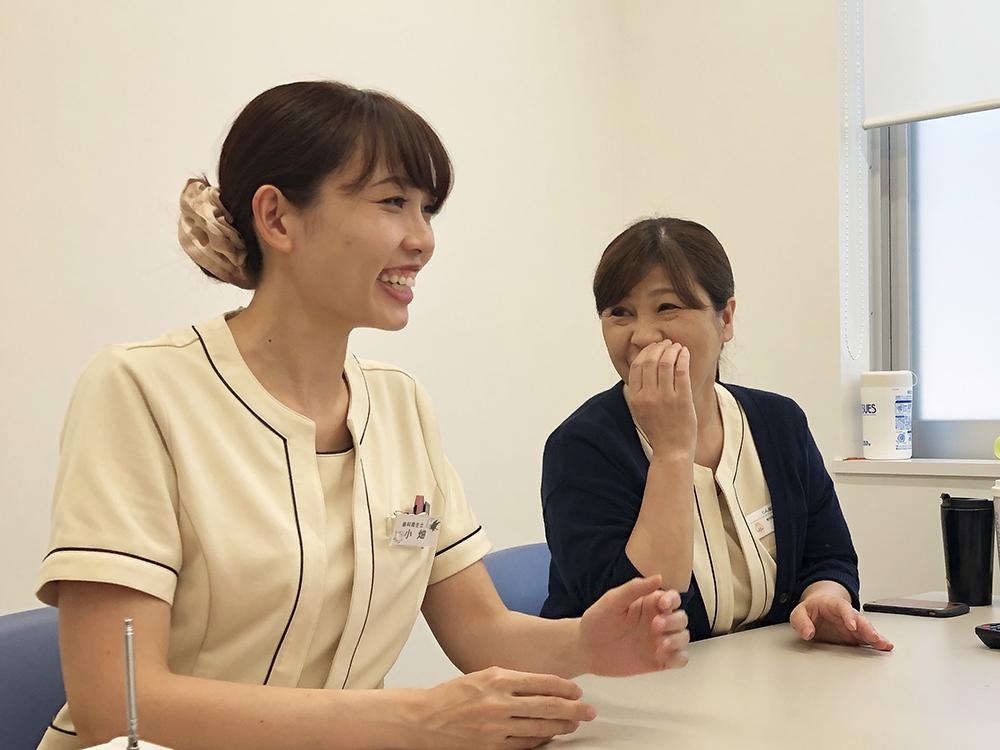 じん歯科医院インタビュー写真4